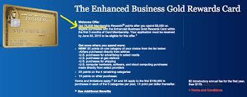 American Express Business Card Application 75 000 Sign Up Bonus American Express Gold 100k Platinum