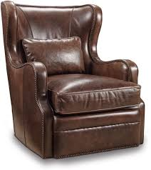 Swivel Club Chairs For Living Room by Hooker Furniture Living Room Wellington Swivel Club Chair Cc418 Sw 029