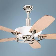 kichler palla ceiling fan 56 kichler palla polished nickel finish uplight ceiling fan