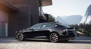 tesla model s the tesla model s can now drive park and brake without relying on