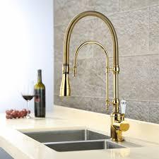 gold kitchen faucets luxury 3 type gold kitchen faucet swivel spout vanity sink