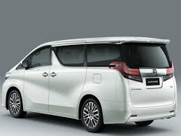 toyota india car toyota may bring luxury mpv alphard to india times of india