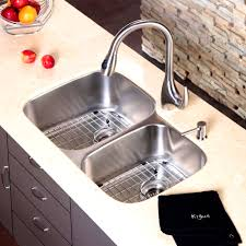 Kitchen Faucet With Soap Dispenser Luxury Three Hole Kitchen Faucet With Sprayer Kitchenzo Com