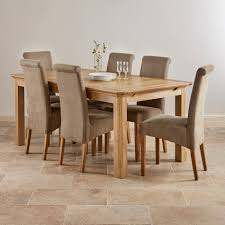 Oak Dining Room Tables Solid Oak Dining Chair Home Ranges By Wood Oak Venezia Solid Oak