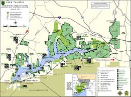 Fl State Map by Lake Talquin State Forest Florida State Forests