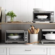 Best Small Toaster Oven Breville Mini Smart Toaster Oven Williams Sonoma