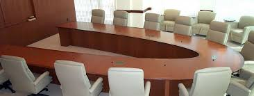 U Shaped Conference Table Dimensions Hardrox Custom Boardroom Tables Custom Conference Room
