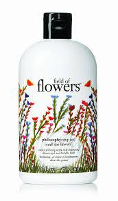 amazon com philosophy field of flowers shampoo shower gel bubble
