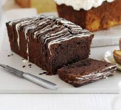 double chocolate loaf cake recipe bbc good food