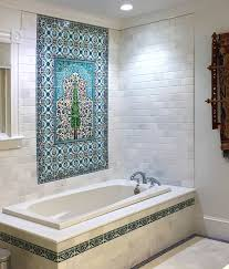 bathroom tile pattern ideas bathroom tile design ideas tile murals balian tile studio