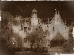 disney happy halloween haunted mansion old photo flickr