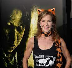 halloween horror nights jack linda blair at halloween horror nights opening in universal city