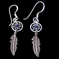 feather earrings nz catcher silver earrings silver surfers
