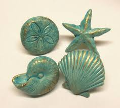 sand dollar cabinet knobs sea life cabinet knobs beachy door knockers anchor drawer pulls sand