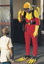 Steve Halloween Costume Scuba Steve Awesome Movie Movies Movie