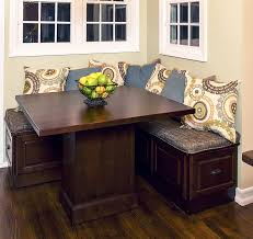 Stylish Small Corner Bench Table With Storage Home Inspirations