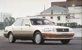 lexus and toyota curbside classic 1989 91 lexus es250 u2013 lexus u0027 learning curve