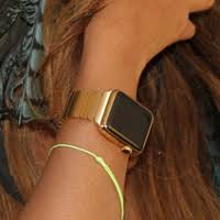 solid gold band apple edition for comes with solid gold band