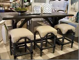 chic black counter height stools counter height bar stools