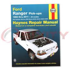 mazda b2500 repair manual 28 images ford ranger mazda b2500