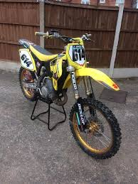 125 motocross bikes suzuki rm 125cc motocross bike 2008 model not ktm yz cr crf kxf