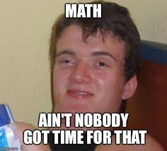 Meme Math - black math teacher imgflip
