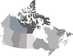 vector map free vector graphic map canada provinces territories free