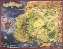 Book Map The Wheel Of Time Routes