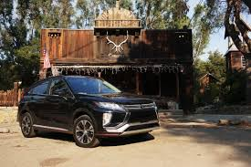 eclipse mitsubishi 2016 2018 mitsubishi eclipse cross review one third of a fun crossover