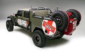 jeep prerunner utility service bed on prerunner