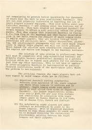 document from u002745 for sale dismisses black baseball players ny