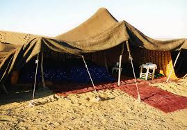 desert tent a in the desert of morocco berber style the ya lla