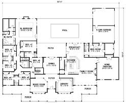 5 bedroom house plan 17 best ideas about 6 bedroom house plans on house