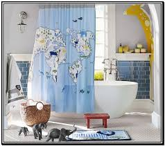World Curtains Lovely World Map Curtains And Best World Map Shower Curtain