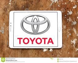logo de toyota logotipo de toyota imagen de archivo editorial imagen 89847539