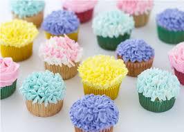 cupcake flowers flower cupcakes