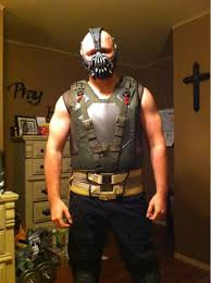 bane costume my costume so far rebrn