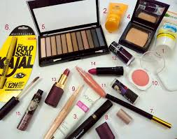 bridal makeup set budget makeup kit for school college office and beginners indian