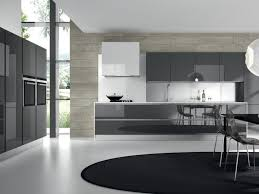 Gray Color Kitchen Cabinets by Modern Grey Kitchen Cabinets Outofhome