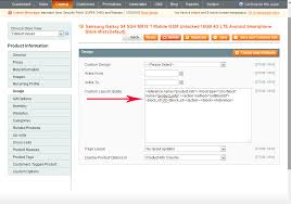 magento layout catalog product view magento how to add static block to individual products pages