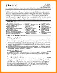 10 sample resume operations manager azzurra castle grenada
