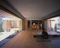 small japanese house uses passive design to combat the elements