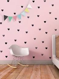 Heart Wall Stickers For Bedrooms Best 25 Kids Room Wall Decals Ideas On Pinterest Nursery Ideas