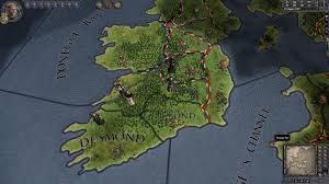 Crusader Kings 2 Map Crusader Kings 2 The Butterfly Gamer