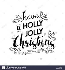 quote happy christmas merry christmas and happy new year wish lettering design xmas