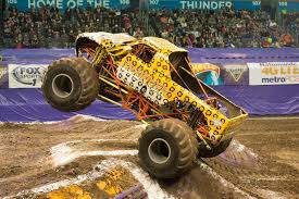 blue thunder monster truck videos pouncer monster trucks wiki fandom powered by wikia