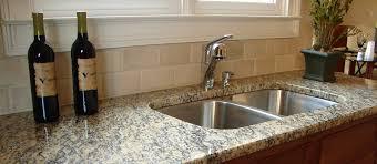 kitchen countertops classic santa cecilia granite project