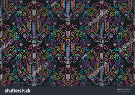 seamless abstract vector needlepoint pattern background stock