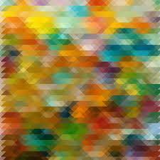 rainbow color triangle pattern free stock photo public domain