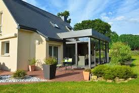extension cuisine extension cuisine veranda affordable une v randa avec verri